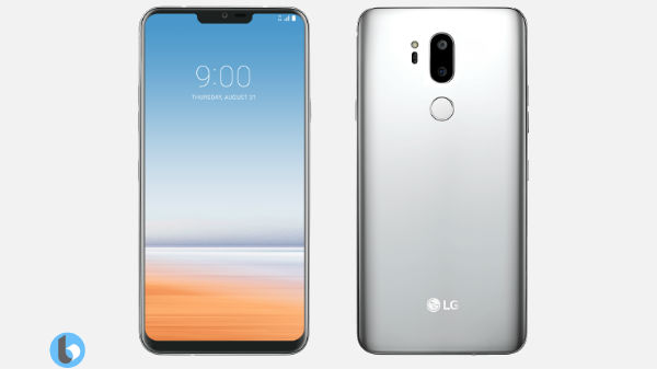 LG G7 may look like an iPhone X clone; renders suggest