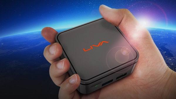 LIVA Q is world's smallest Windows-based Mini-PC