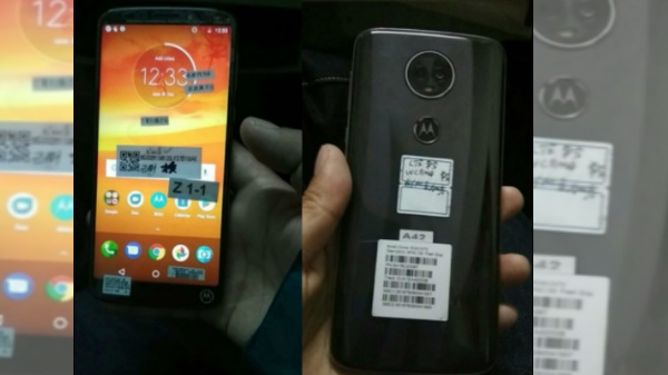 Moto E5 Plus leak: Real life images, launch date, specs and more