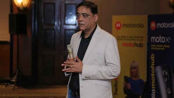 Motorola announces the launch of 100 Moto Hubs in Karnataka