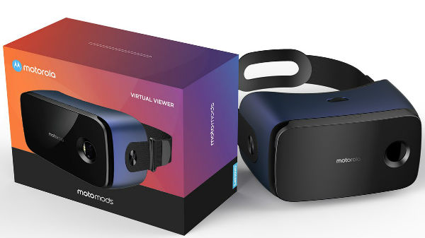 Motorola's next Moto Mod is tipped to be a VR headset