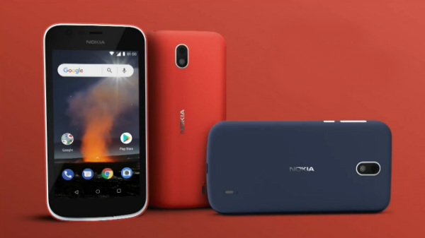 Nokia 1 launched in India with Android Oreo Go edition