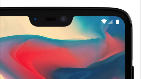 OnePlus 6 notch confirmed