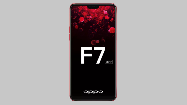 Oppo F7 to arrive with iPhone X-like notch and 25MP selfie camera
