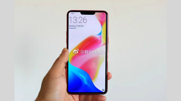 Oppo R15 promotional videos confirm notch at the top