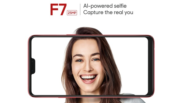 Top features that make OPPO F7 the best-in-class Android smartphone
