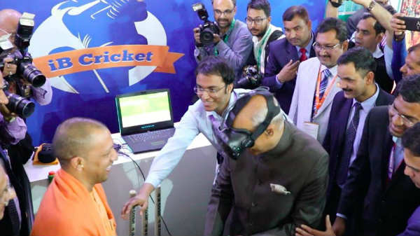 iB Cricket uses VR to bring the popular sport right into your room