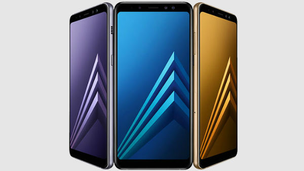 Samsung Galaxy A8+ (2018) receives Rs. 4,000 price cut in India