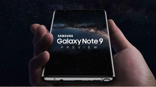 Samsung Galaxy Note 9 won't have an in-display fingerprint sensor