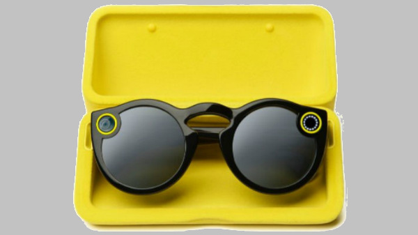 Snapchat isn't done yet; two new Spectacles in development