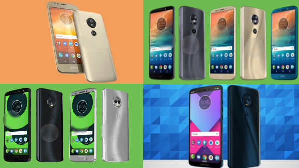 Upcoming Motorola smartphones Expected to launch soon