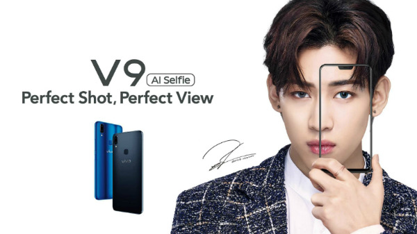 Vivo V9 announced: Specs, price, features, images and more