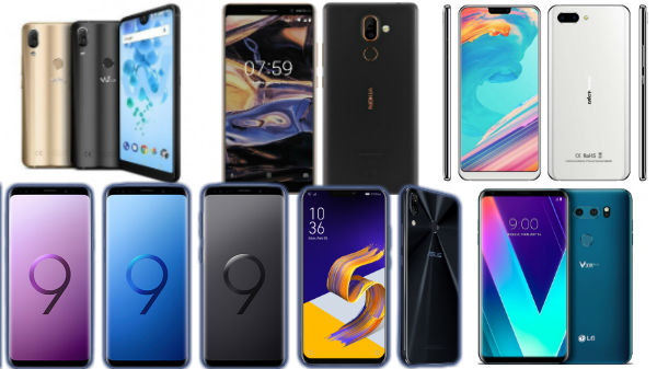 List of smartphones launched recently: Week 8, 2018 launch round-up