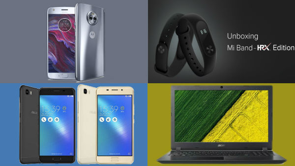 Deals of the Day: Discounts on Moto X4, Acer Aspire3, Mi Band and more