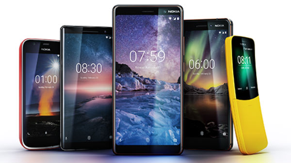 EMI offers on Nokia Phones: Nokia 8, Nokia 6, Nokia 5, Nokia 3, Nokia 2, Nokia 3310 and more