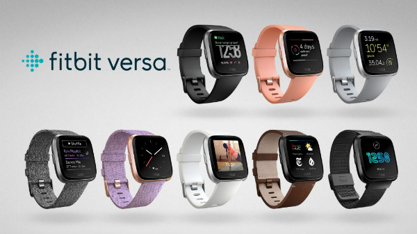 Fitbit Versa fitness smartwatch launched in India for Rs. 19,999