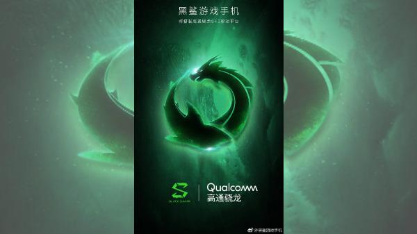 Xiaomi Blackshark with Snapdragon 845 SoC teased
