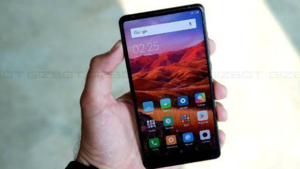 Xiaomi Mi Mix 2S tipped to sport Snapdragon's flagship processor