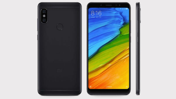 Xiaomi Redmi Note 5 Chinese variant scores higher than Redmi Note 5 Pro on AnTuTu