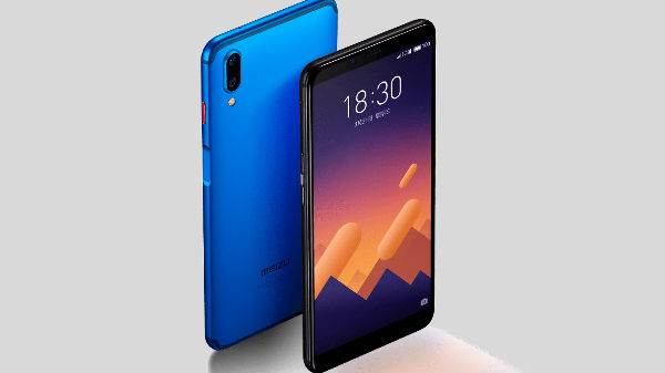 Meizu E3 with 18:9 display, 6GB RAM launched