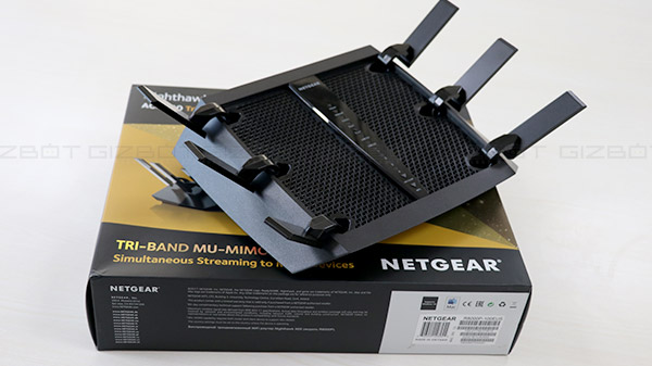Netgear Nighthawk X6S AC4000 triband router review: Flexible enough to accommodate all devices