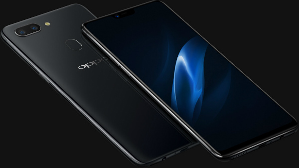 Oppo R15, R15 Dream Mirror Edition with iPhone X-like display launched