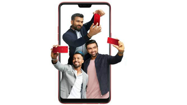 OPPO F7 will feature a smarter AI Selfie camera and a head turning design