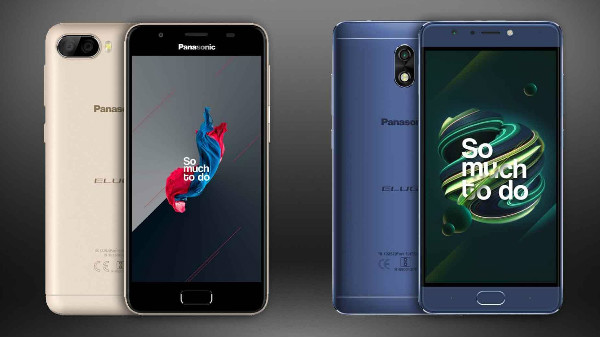 Panasonic online-exclusive smartphones now available at retail stores