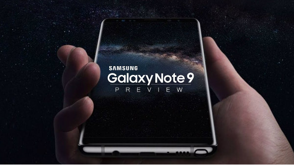 Samsung Galaxy Note 9 first benchmark tests leaked