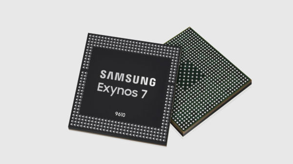 Samsung launches Exynos 7 Series 9610 processor