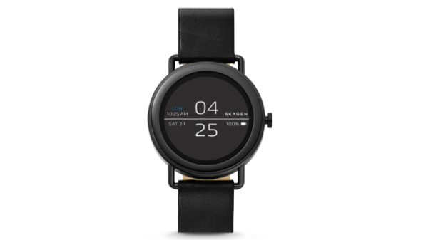 SKAGEN launches Falster smartwatch in India, price starts at Rs.19,995