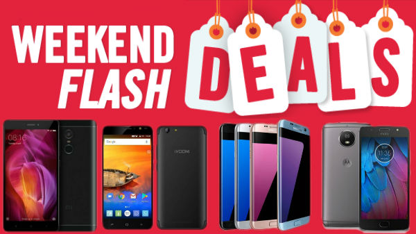WEEK END Discount Deals on smartphones: Gionee A1, 10.or E, Oppo F3, Moto G5s Plus and more
