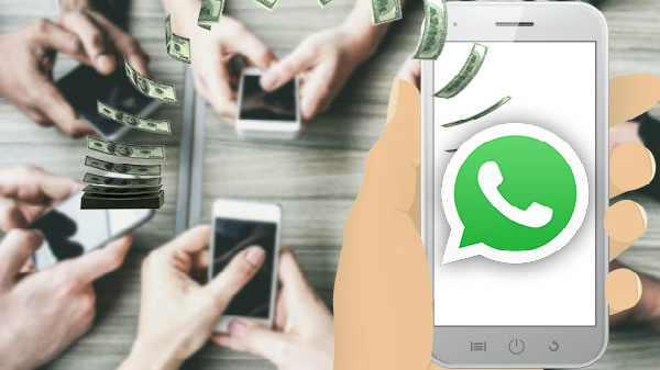 WhatsApp likely lets you do 20 UPI payments per day