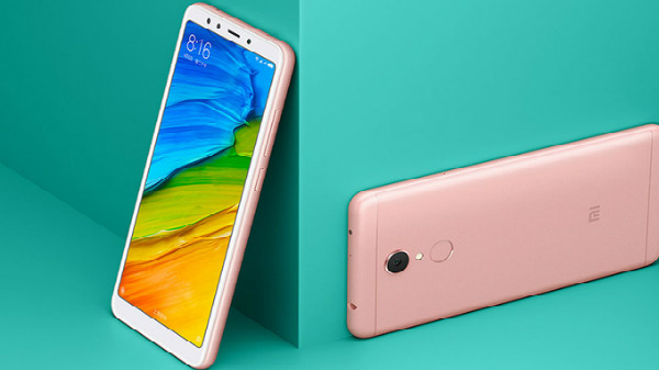 Xiaomi Redmi 5 with 18:9 display now in India