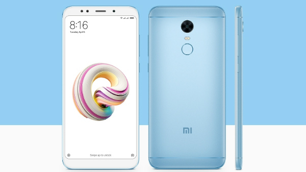 Xiaomi Redmi Note 5's next sale is on March 14: Other smartphones