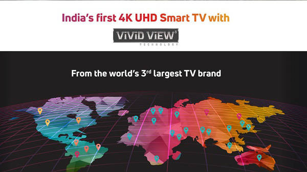 TCL plans to change smart TV ecosystem in India with the iFFALCON TVs