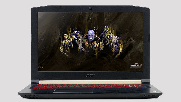 "Acer ""Avengers: Infinity War"" Special Edition notebooks launched"