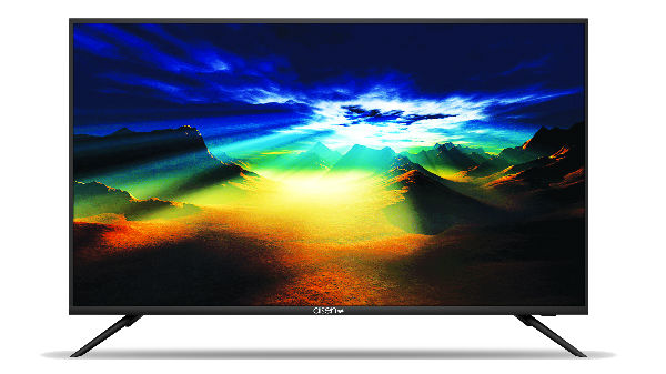 Aisen launches UHD HDR Smart TV, 'A55UDS970' at Rs. 52,990