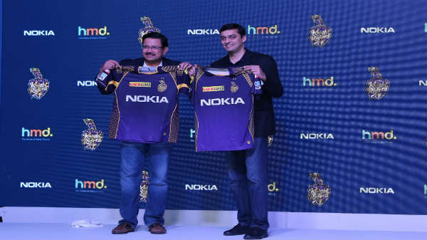 HMD join hands with Kolkata Knight Riders (KKR)