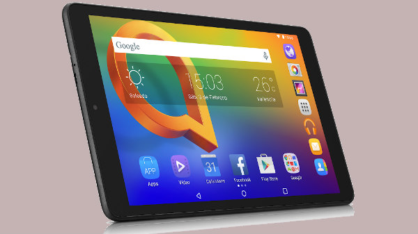 Alcatel to re-launch its A3 10 tablet soon