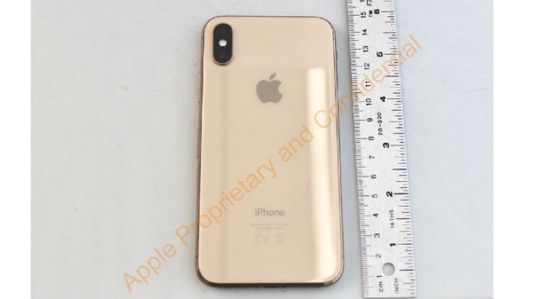 Apple's never launched gold iPhone X revealed by FCC