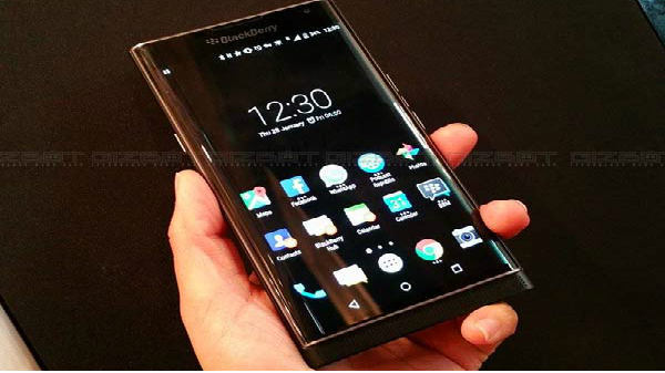 BlackBerry Priv to get a new update