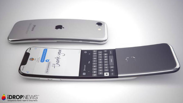 Curved iPhones could be a reality soon; Concept renders out