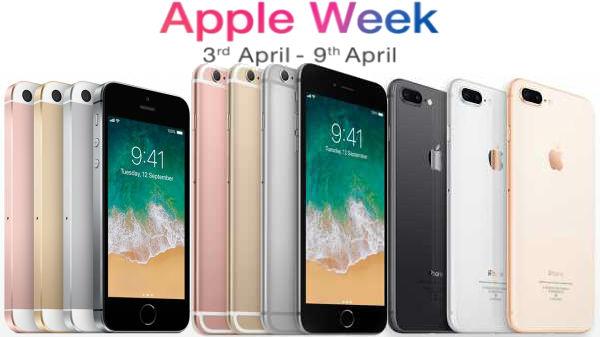Flipkart Apple WEEK: Up To Rs 10,000 cashback offers on All iPhones