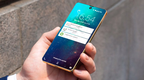 Samsung four-camera phone will also have in-screen fingerprint scanner