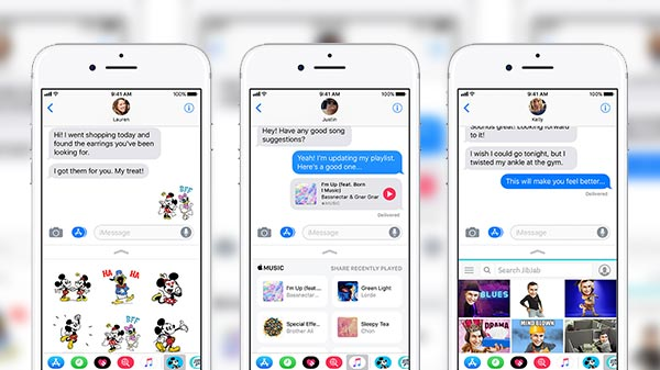 How To Send Gifs In Imessage Chats Gizbot News