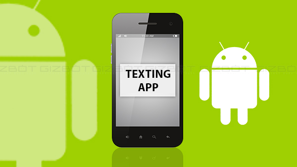 How to set a default texting app on Android