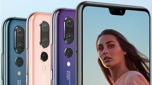 Huawei P20 Pro with triple rear cameras to launch in India on April 24