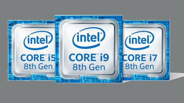 Intel Core i9 chips for laptops are here to amplify gaming performance