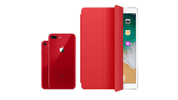 Apple iPhone8 and 8 Plus RED Special Edition now available in India